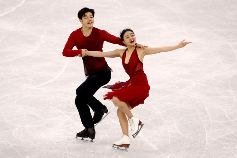 Image: Figure Skating - Winter Olympics Day 11