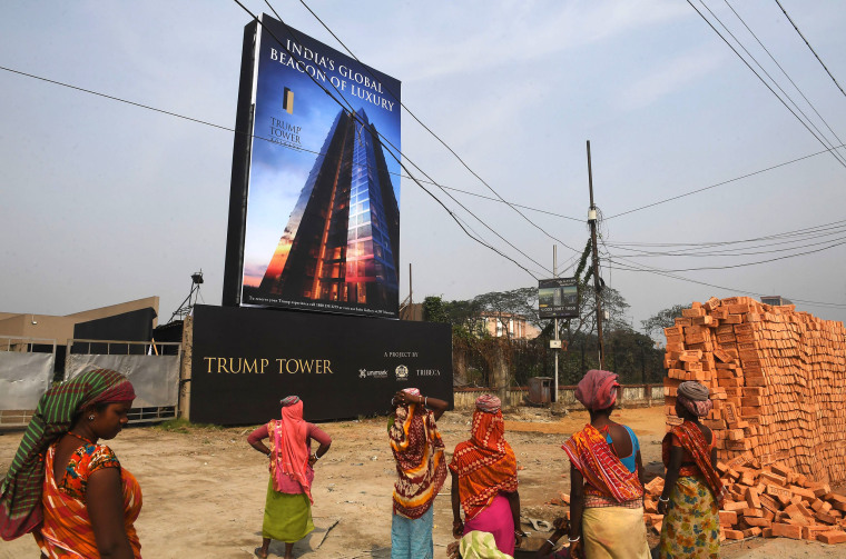 Image: Trump Tower in Kolkata