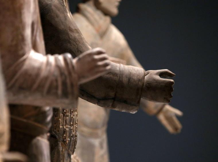 Image: Terra-cotta warriors