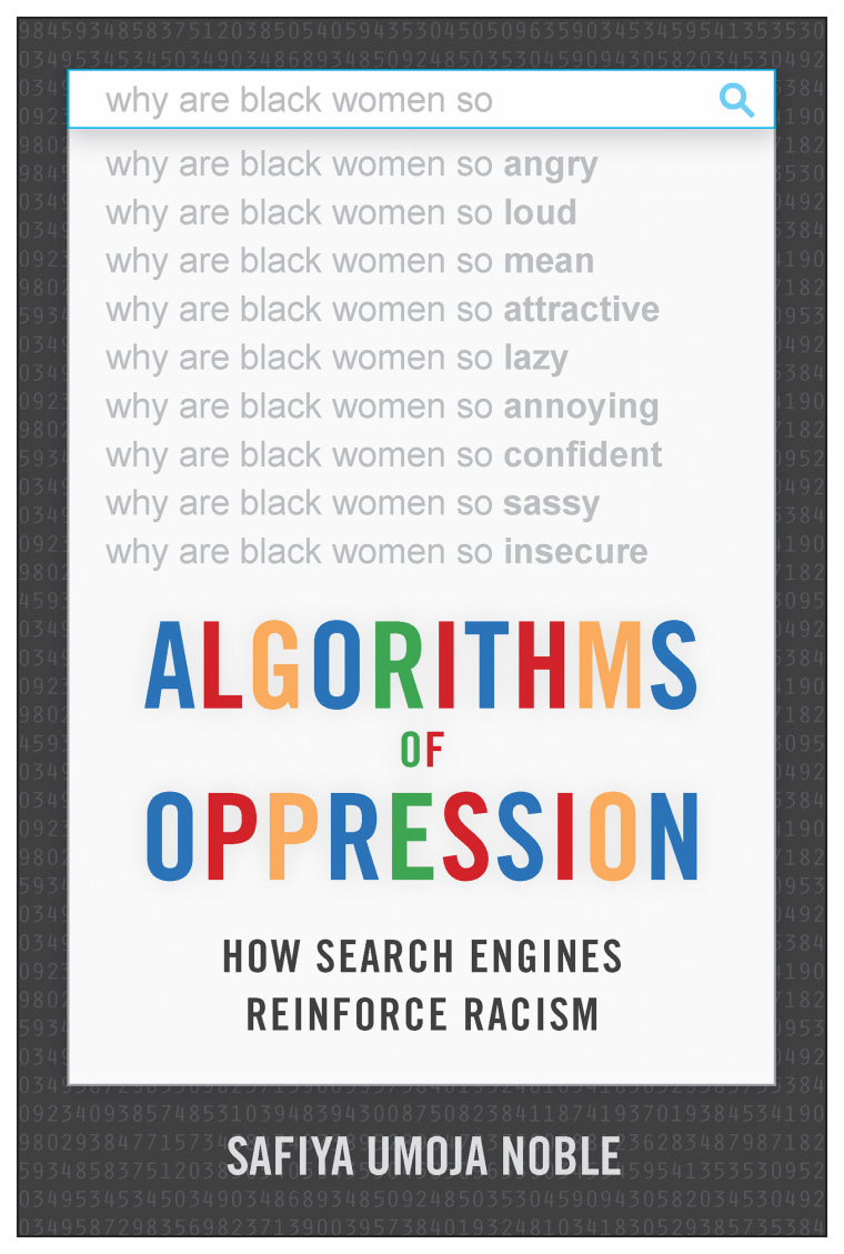 Image: Algorithms of Oppression