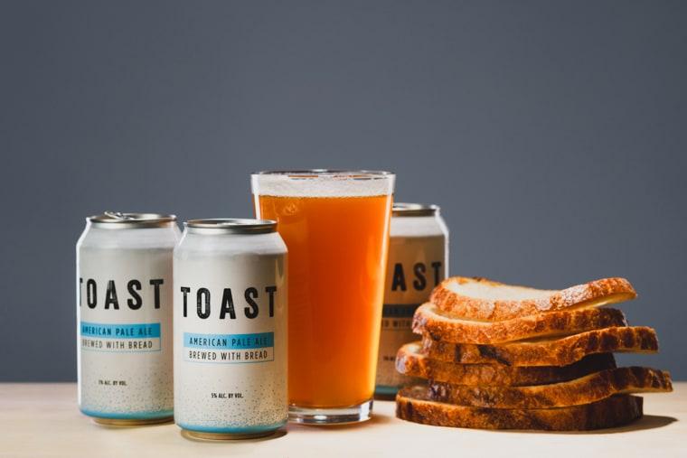 Image: Toast ale