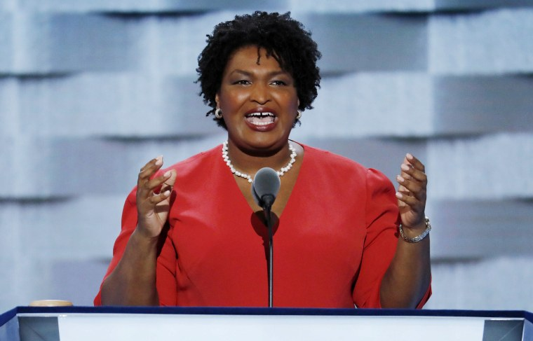 Image: Stacey Abrams