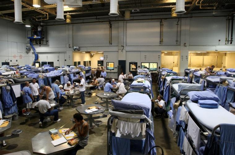 Image: Inside Prison