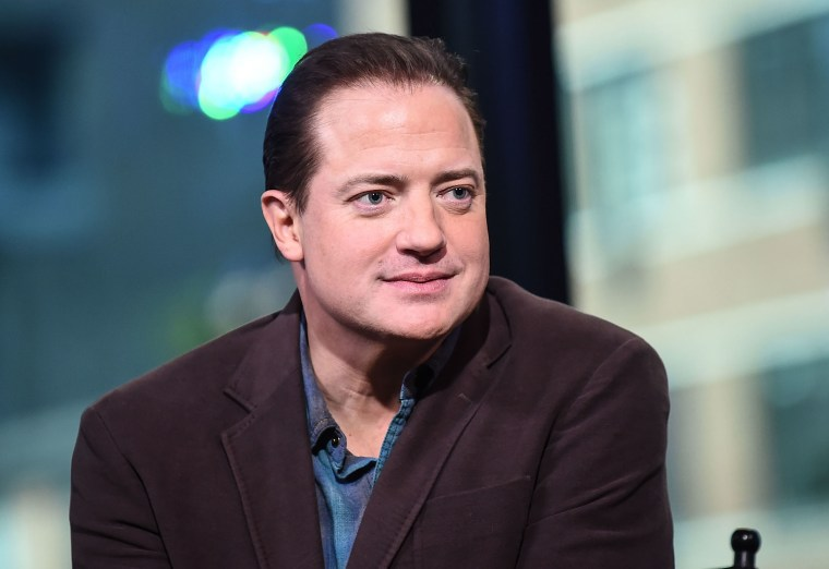 Image: Brendan Fraser attends AOL Build to discuss his role in 'The Affair' at AOL HQ on Dec. 14, 2016 in New York City.