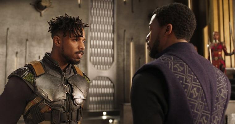 Image: Michel B. Jordan Black Panther