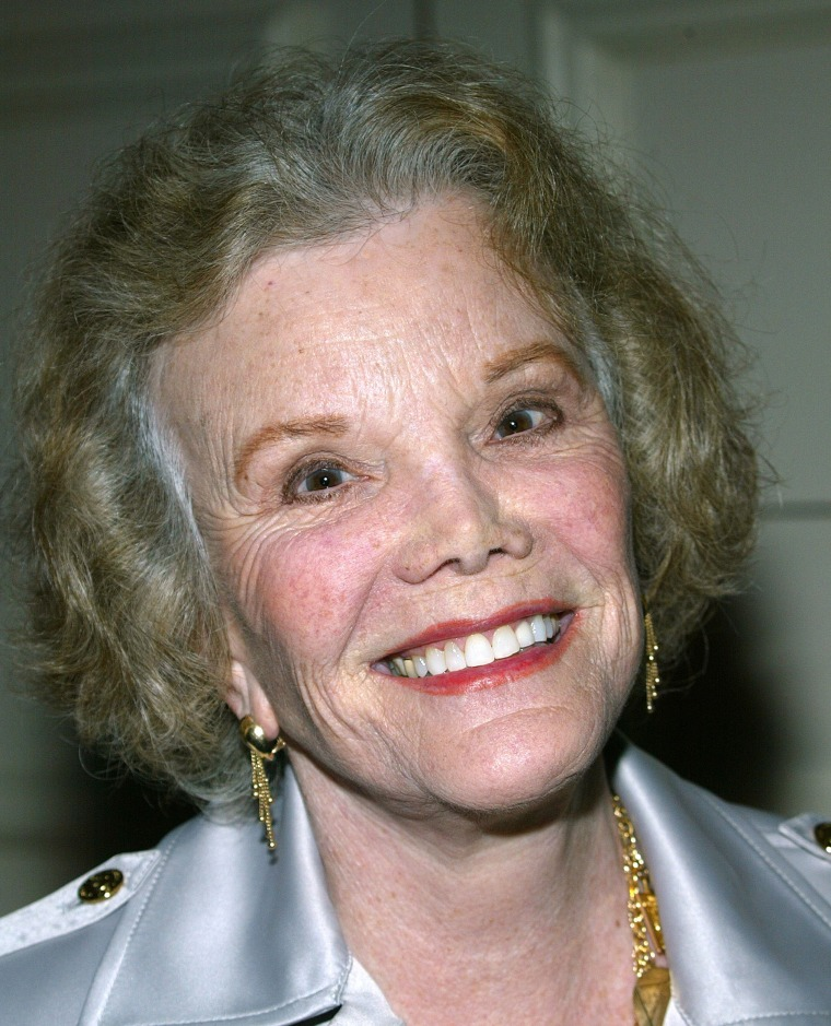 Image: FILE: Actress Nanette Fabray Dies At 97