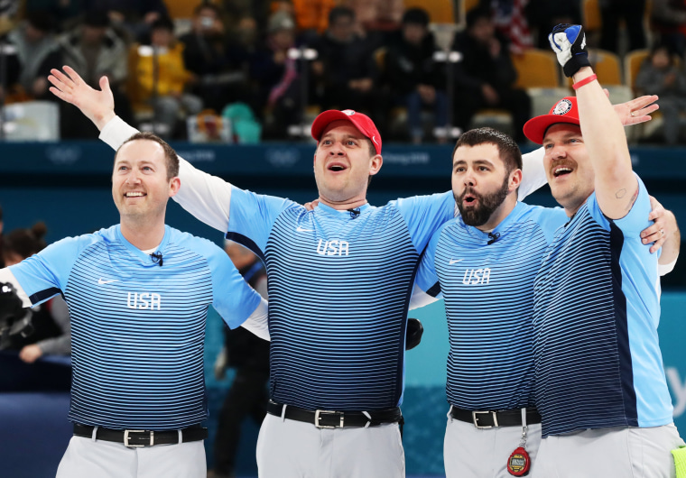 Image: Curling - PyeongChang 2018 Olympic Games
