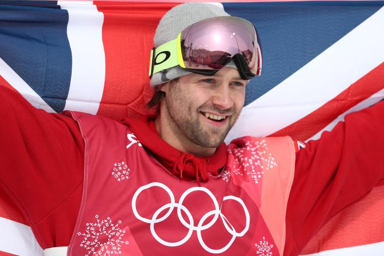 Image: Snowboard - Winter Olympics Day 15