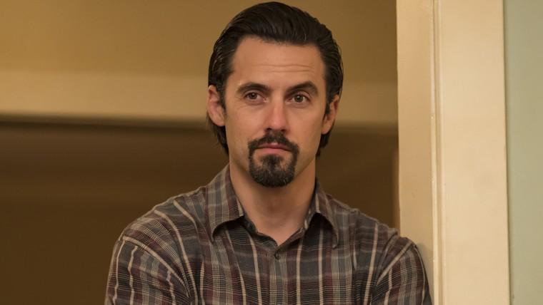 "Milo Ventimiglia as Jack Pearson on ""This Is Us."""