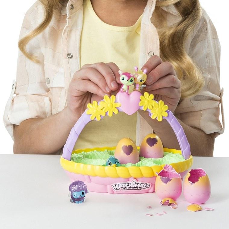 Hatchimal Easter basket