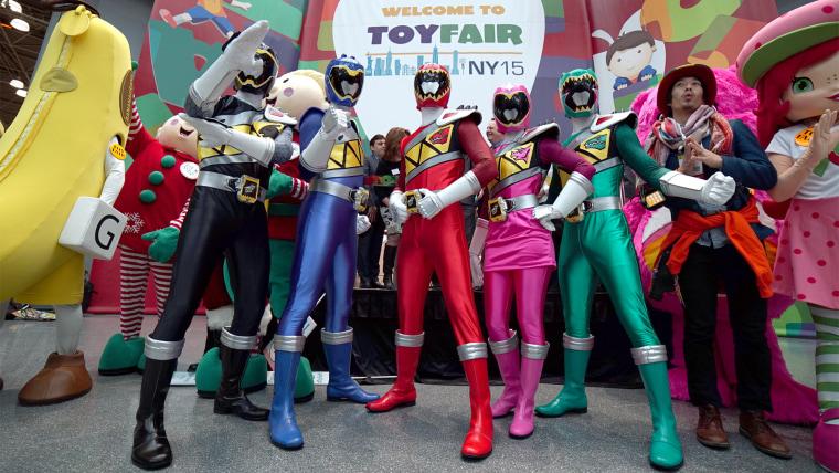 115th Annual International Toy Fair in New York City 2018