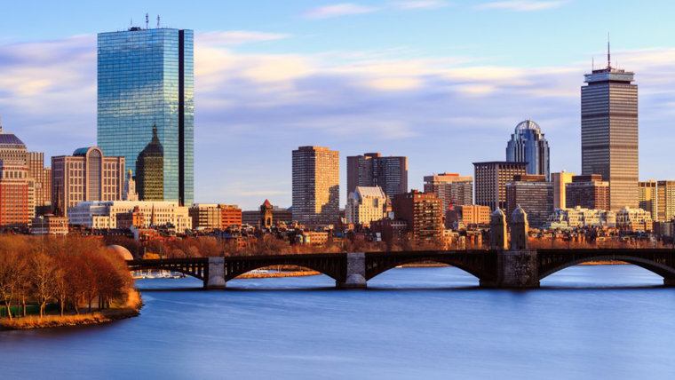 Massachusetts ranks as one of the best states in the US