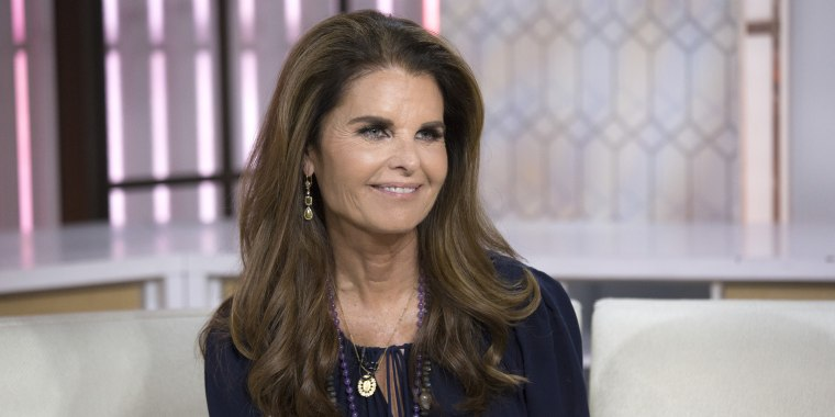 Maria Shriver on TODAY
