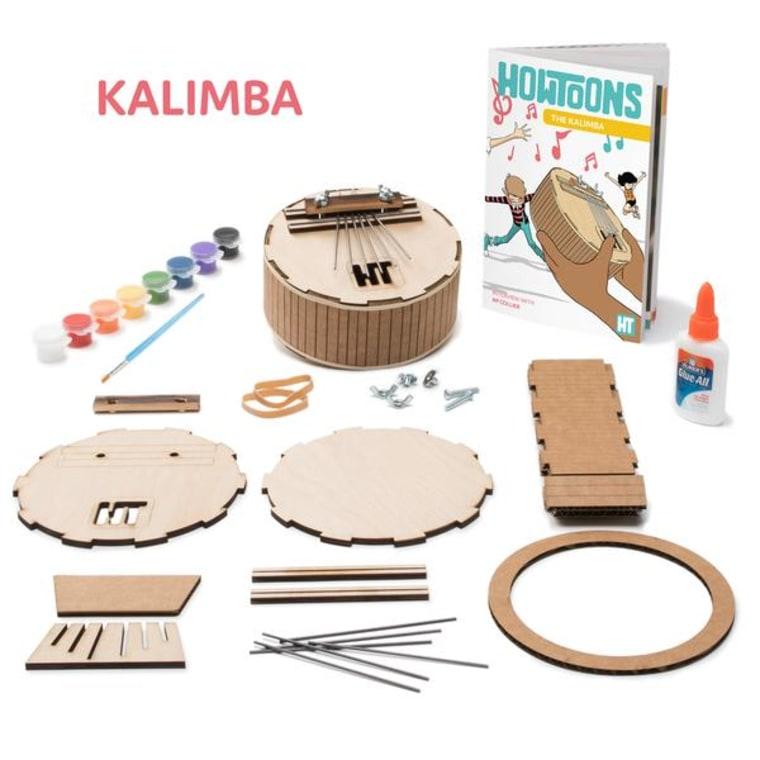 Kalimba kit