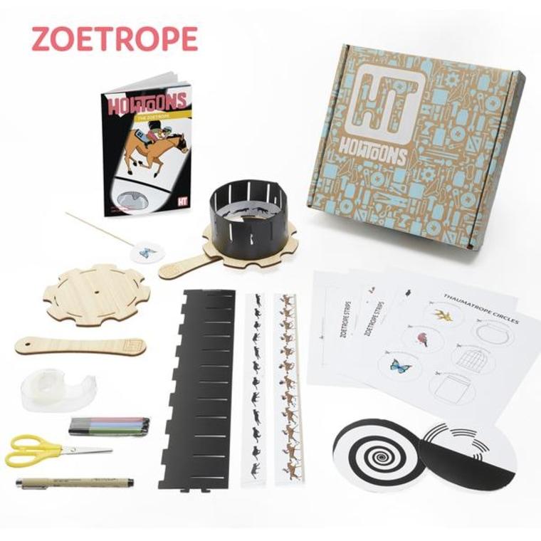 Zoetrope kit