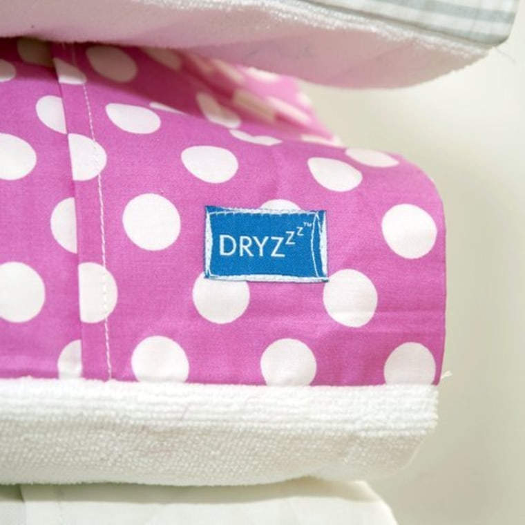 Dryzz pillow in pink