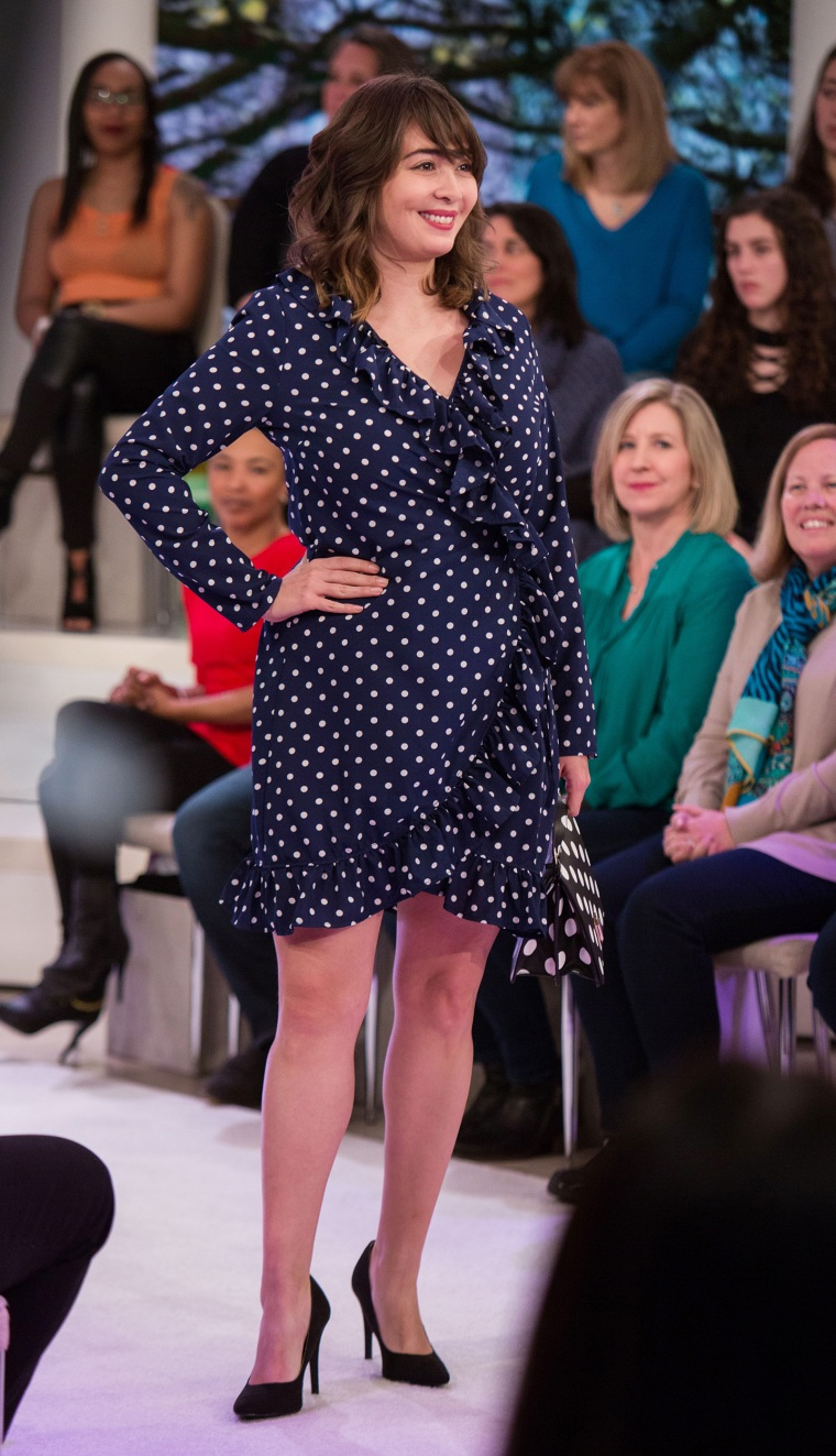 Spring fashion trends - polka dots