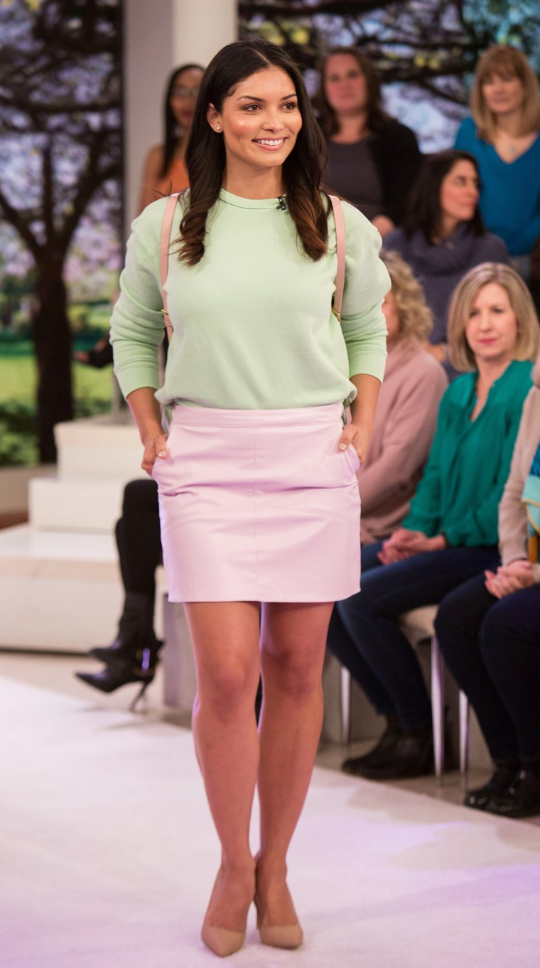 Spring fashion trends - pastel