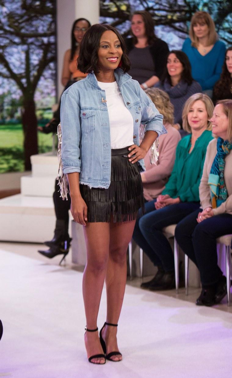 Spring fashion trends - fringe