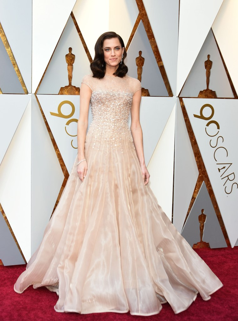 Allison Williams Oscars