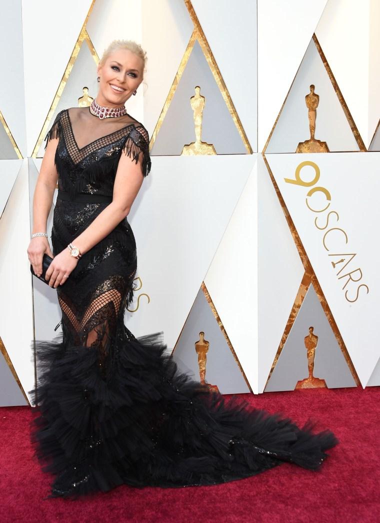 Lindsey Vonn Oscars