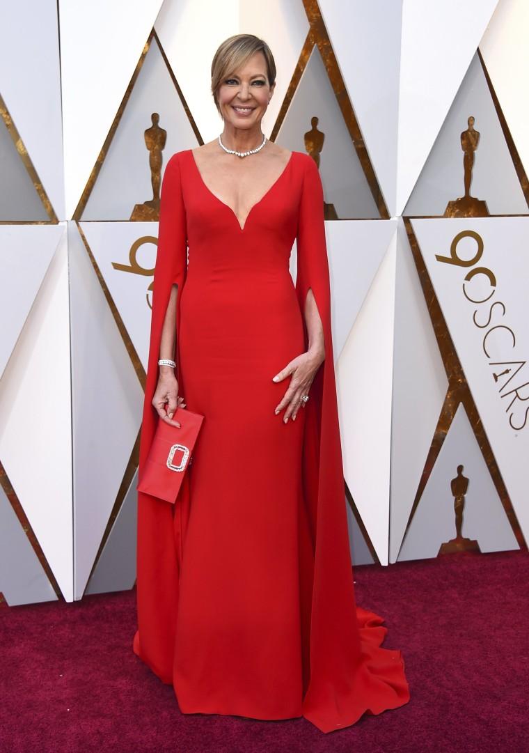 Allison Janney Oscars