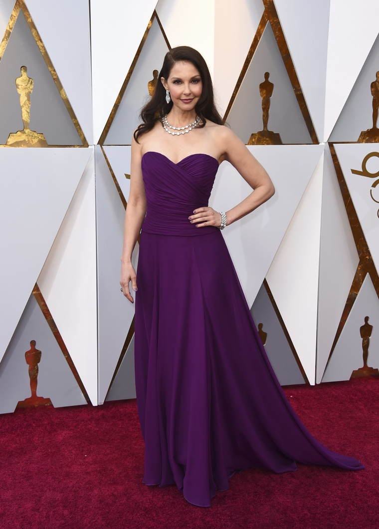 Oscars red carpet: See the best-dressed stars at the 2018 awards