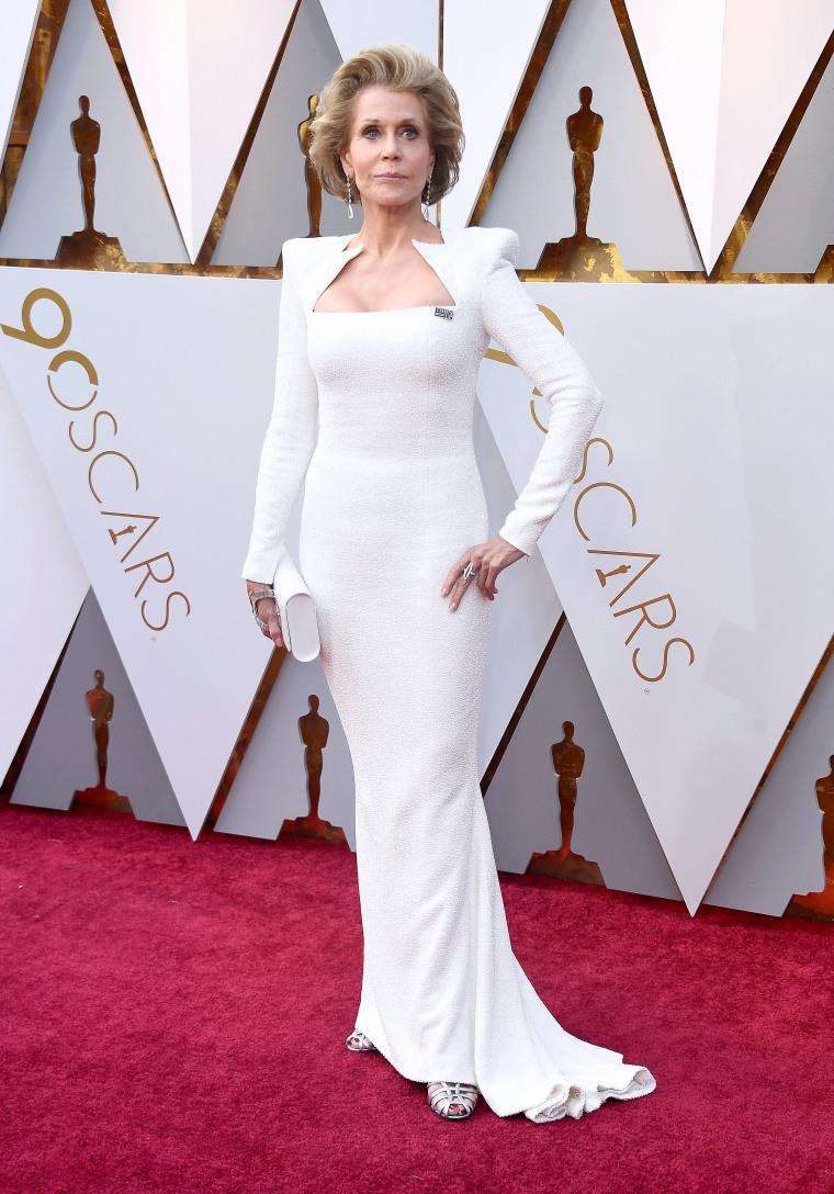 Jane Fonda Oscars