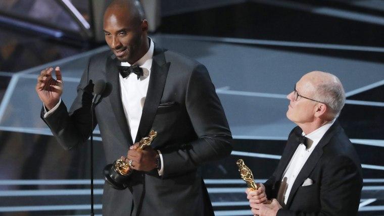 Kobe Bryant at Oscars