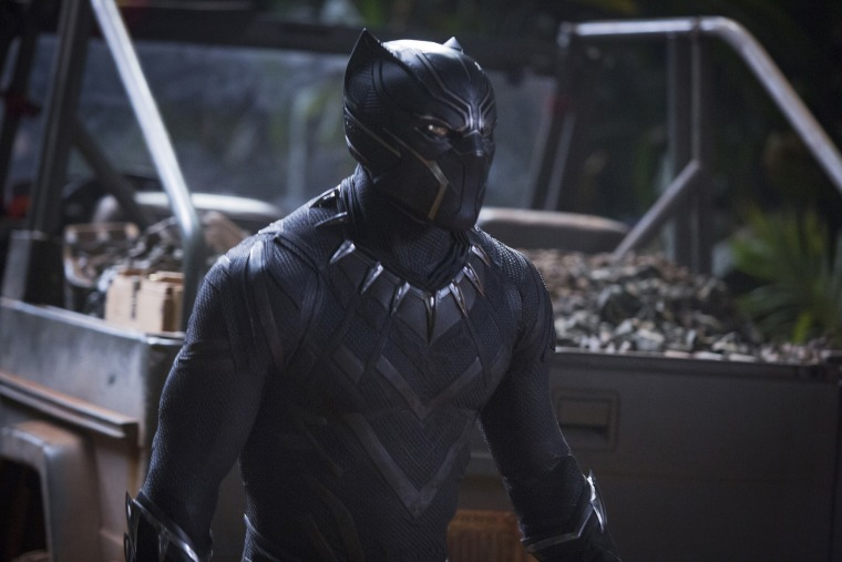 Image: Chadwick Boseman in 'Black Panther'