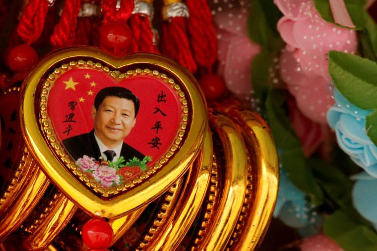 Image: Xi Jinping souvenirs