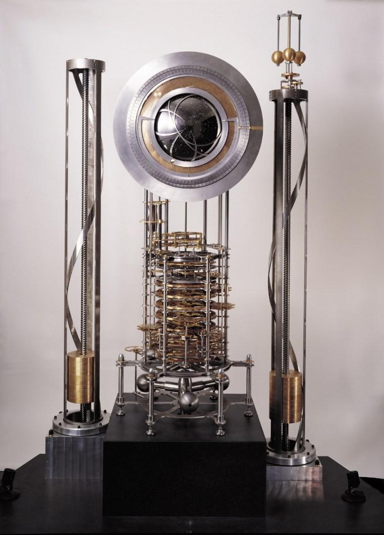 Image: 10,000 year clock