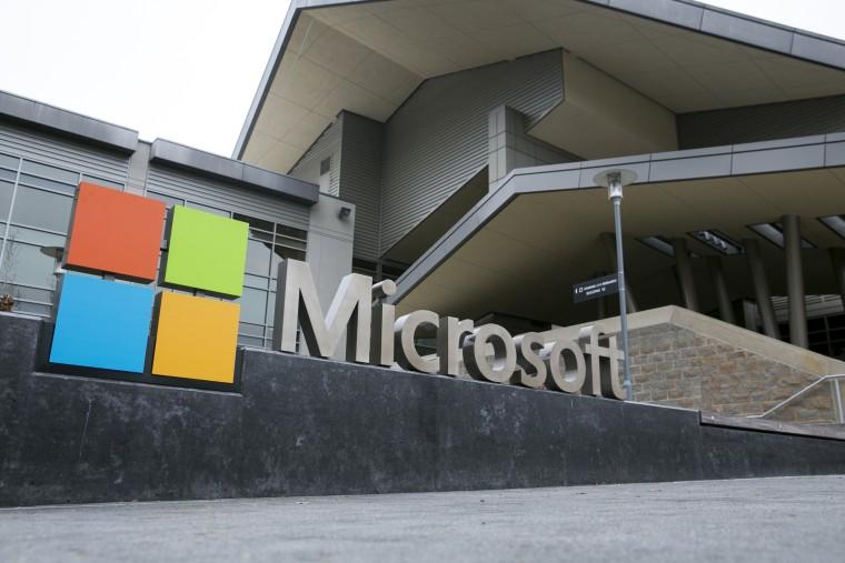 Image: Microsoft headquarters in Redmond