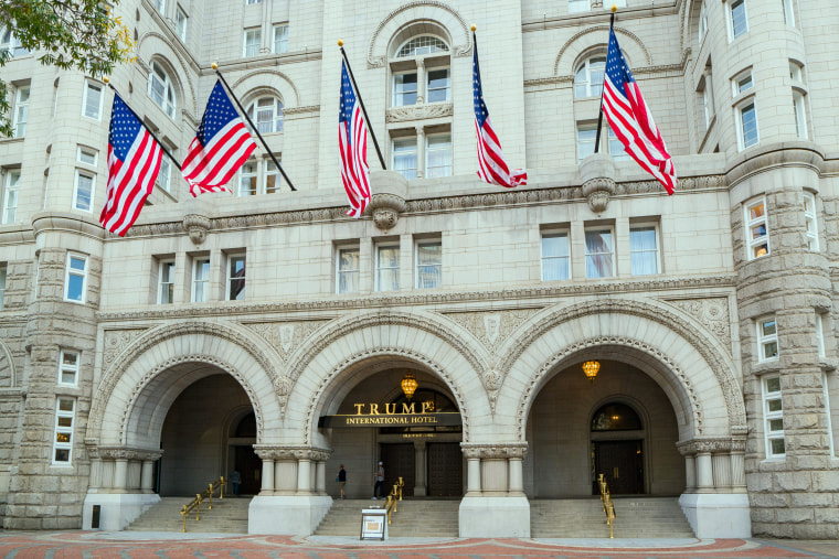Image: Trump International Hotel Washington