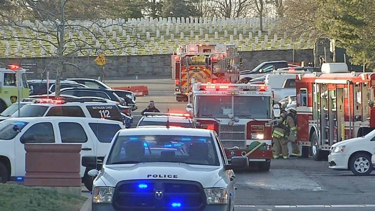 Image: Incident at Joint Base Myer-Henderson Hall in Arlington, Virginia