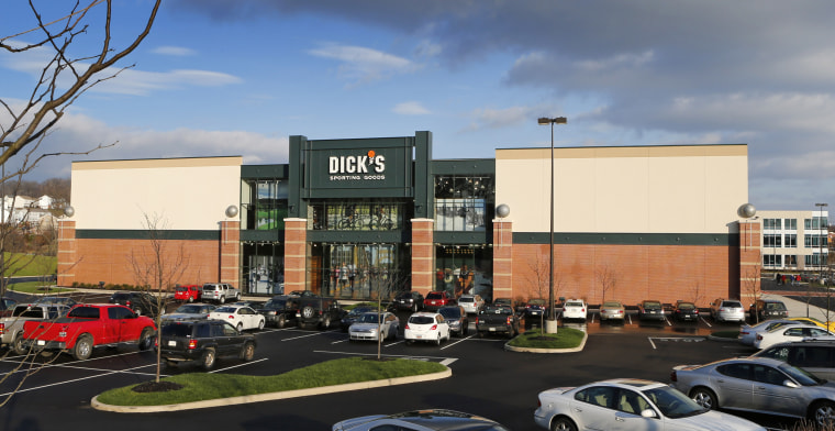 Image: Dicks Sporting Goods Store