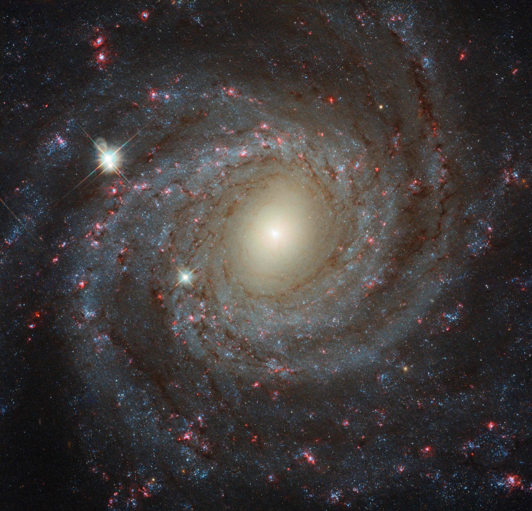 Image: SPACE-GALAXY-NGC 3344