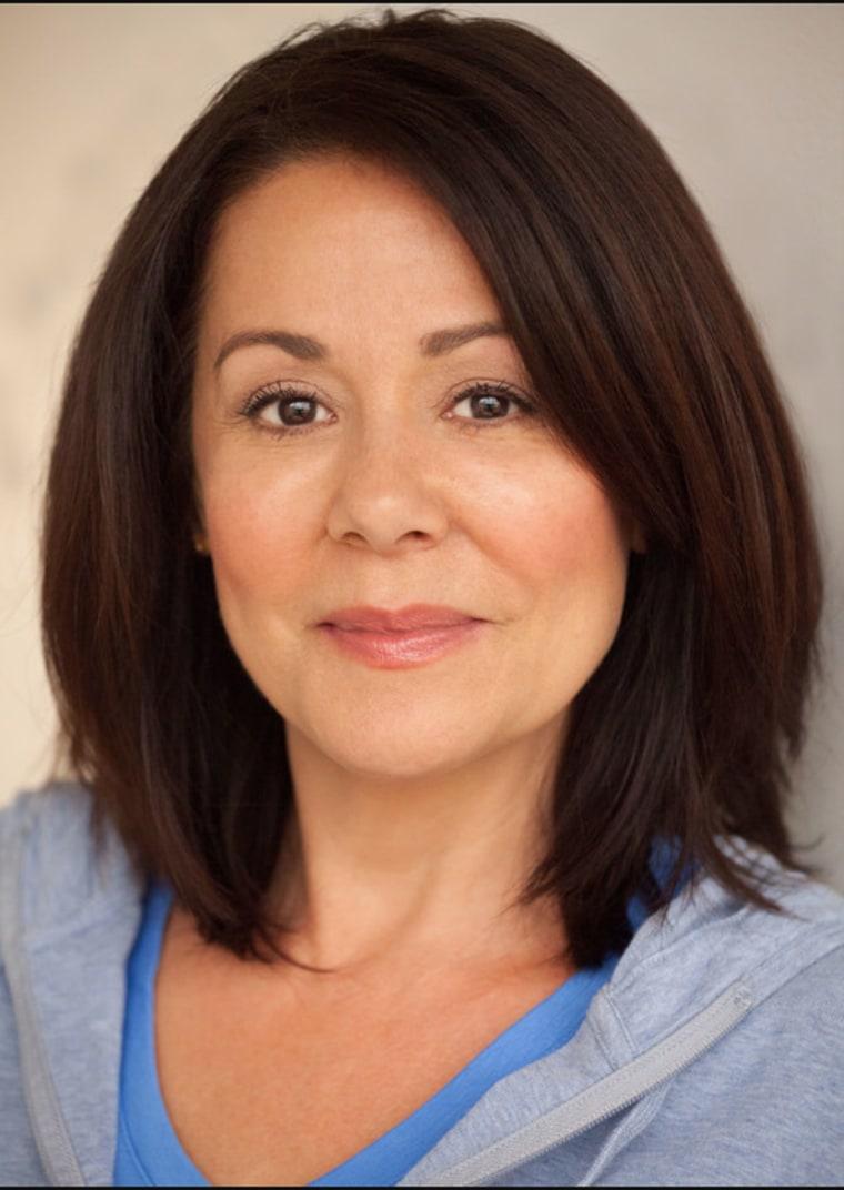 Actress Patricia Rae.