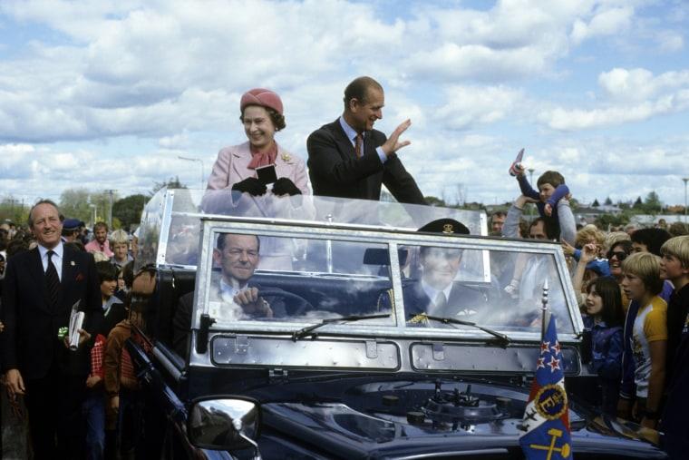 Image: Queen Elizabeth ll