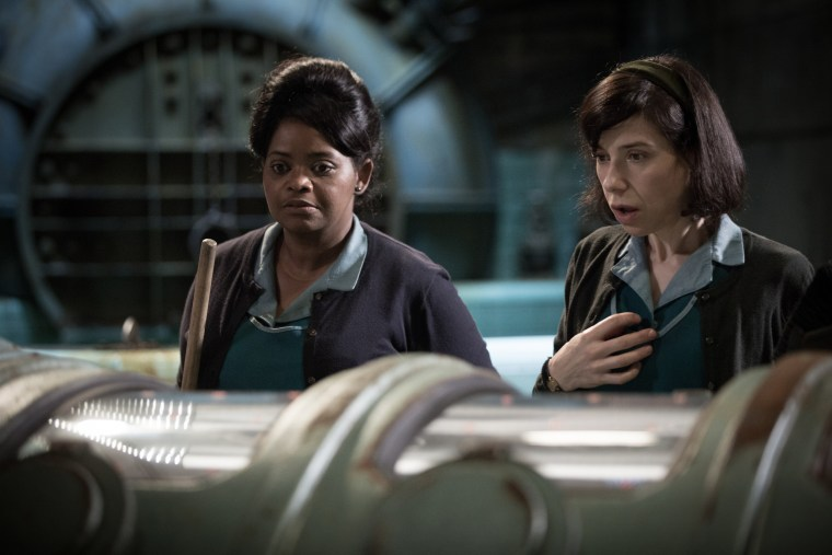 Image: Shape of water