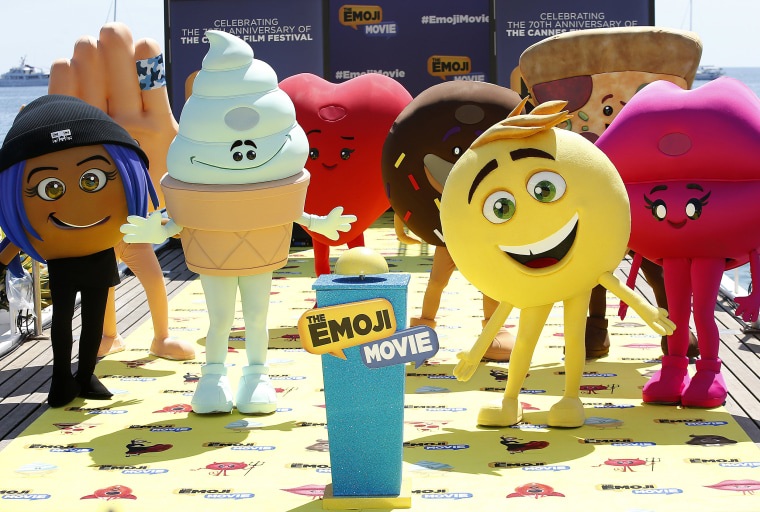 Razzie Awards name 'The Emoji Movie' worst film of 2017
