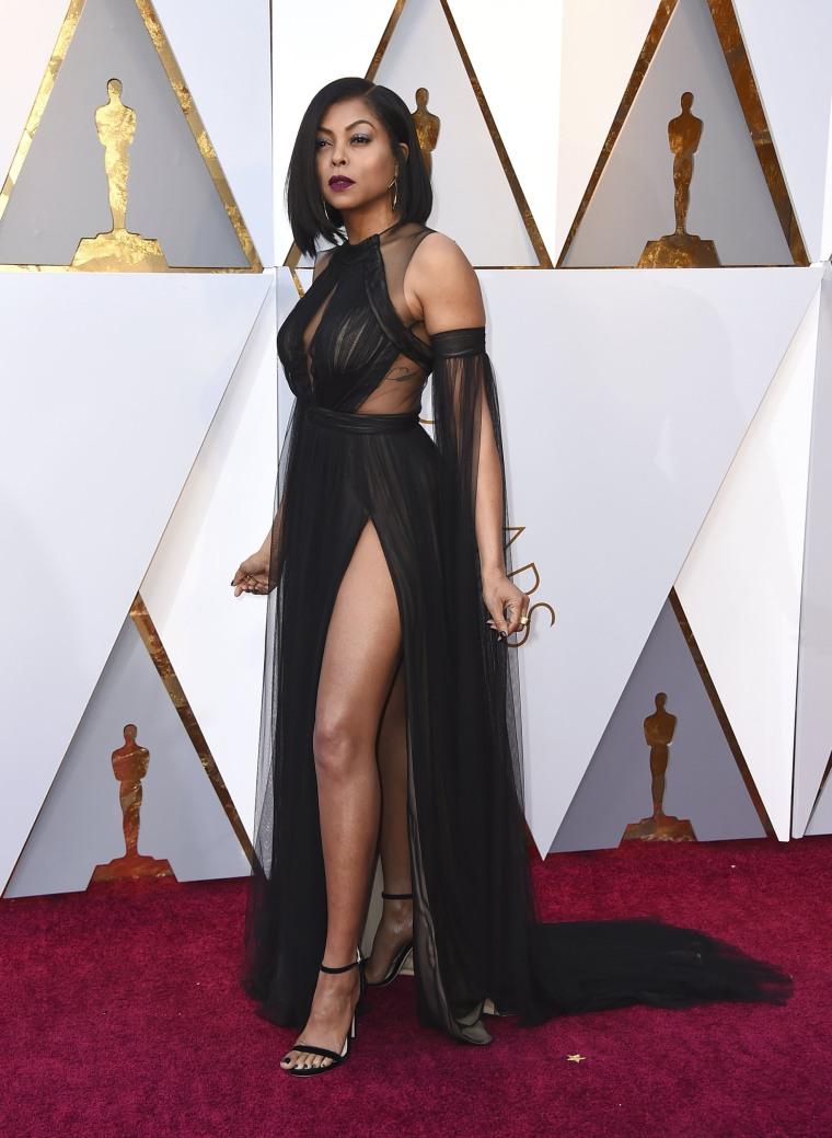 Image: Oscars red carpet