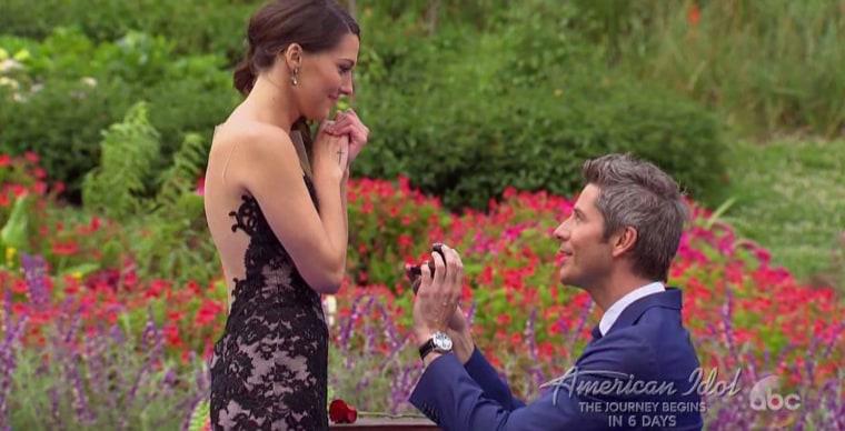 Becca Ring Arie Bachelor