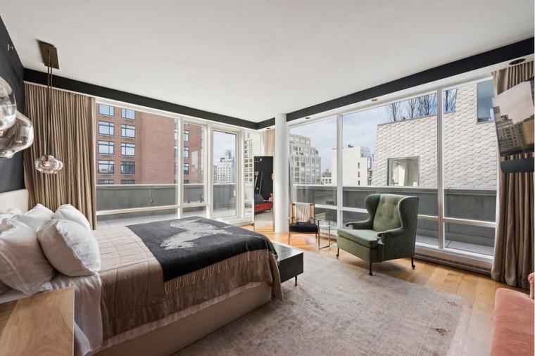 Justin Timberlake and Jessica Biel Soho penthouse