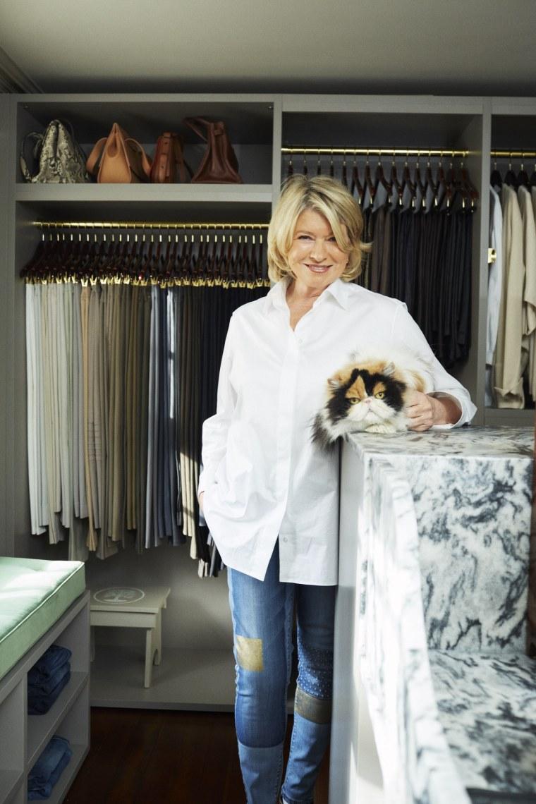 Martha Stewart Closet