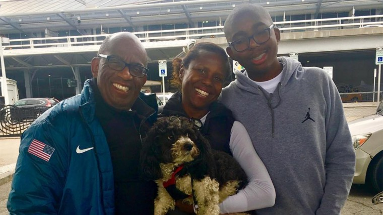 """""""When you're parents and there's something not right with your child, sometimes you can almost freeze, because it's so overwhelming,"""" Roker said of his experience."""