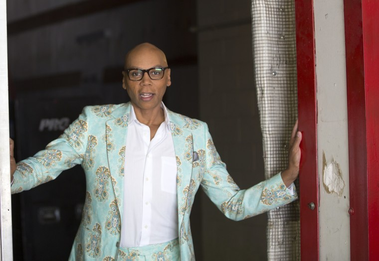 Image: RuPaul Andre Charles
