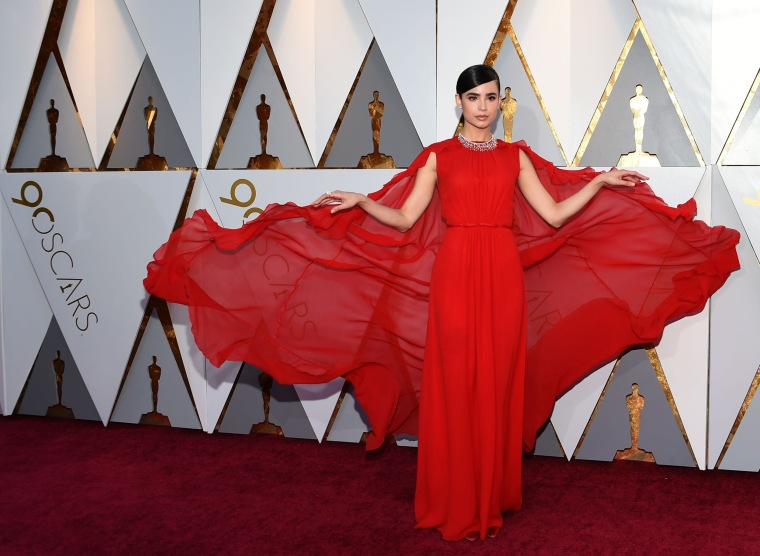 Image: 90th Academy Awards Arrivals