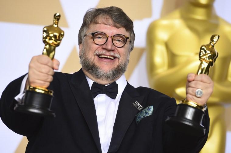 Image: Guillermo del Toro