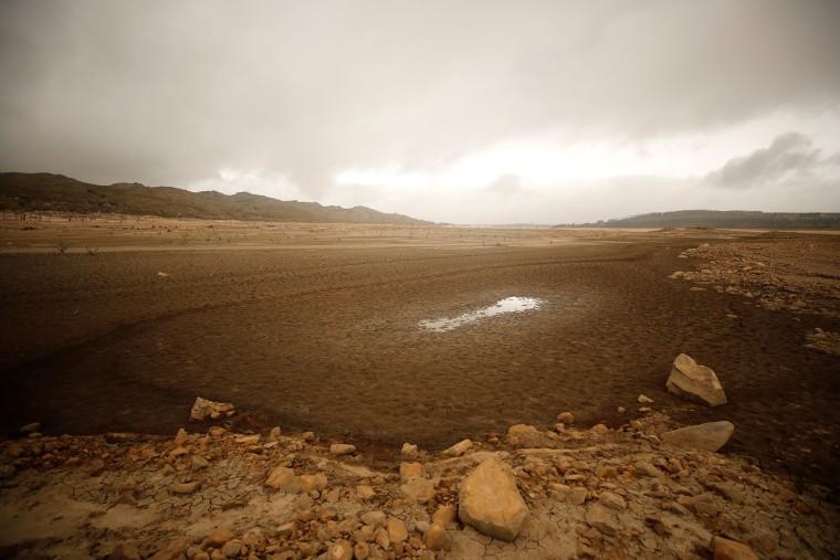 Image: Theewaterskloof dam